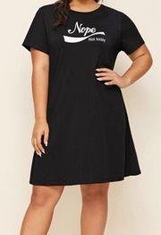 RESERVIERT leichtes kurzes Shirt Kleid