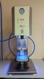 Bredent for2press Zubehör Pneumatisches Vakuumpressgerät