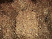 Strohbündel Stroh Lieferung möglich