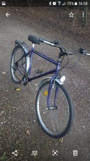Mig herren fahrrad26z 18g