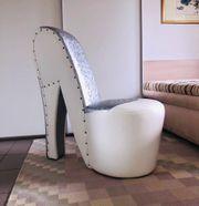 Toller Designersessel High Heel