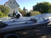 Rib Festrumpf Schlauchboot ca 470
