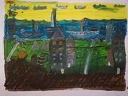 Gemälde - Pirateninsel 2