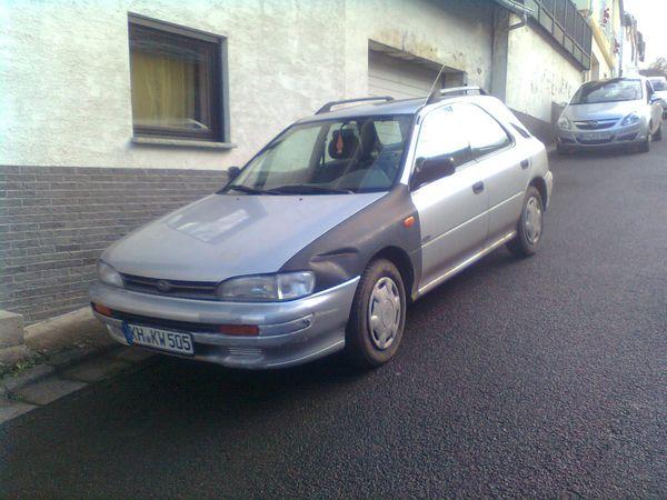 4x Subaru Impreza GLC 2x