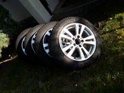 4 Winterräder ALU Michelin Reifen
