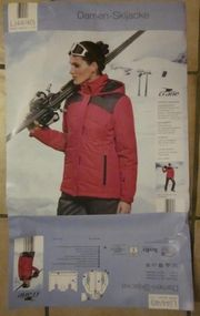 Gr 44 46 Ski-Jacke pink