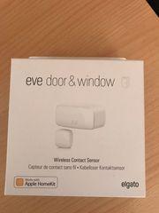 Eve Door Window Tür- u