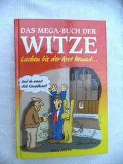 Das Mega-Buch der Witze Lachen