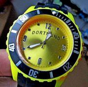 Für Fans Sport-Armbanduhr mit Drehlünette