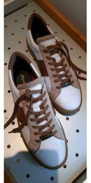 Sneaker Amaitiou Größe 42 weiß