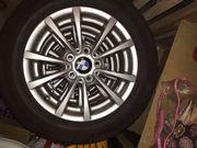 ORIGINAL BMW Alufelgen mit Winterreifen