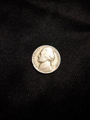 5 Cents 1941 Silbermünze