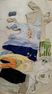 Babysachen gr 56 Bekleidungspacket