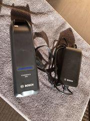 Bosch-Akku und Ladegerät für e-Bike