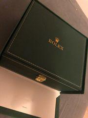 Rolex Submariner Uhr - Gold Schwarz