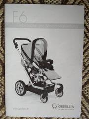 Kinderwagen von Geburt bis 3-4