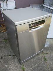 Standgeschirrspüler Spülmaschine Edelstahl Bosch