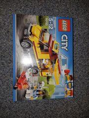 LEGO City 60150 - Pizzawagen Bauspielzeug