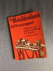 Die Metalldrehbank mit Kreuzsupport ca