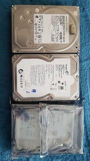 HDD Festplatten 2750GB