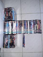 DVD Sammlung z B für