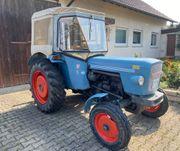 Traktor Eicher Tiger 74