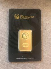 20 Gramm Gold 99 99