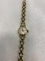 Goldene Damen Uhr 585 Gold