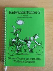 Radwanderführer 2 Fahrrad Fürth Nürnberg