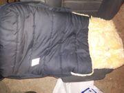Fellschlafsack für Kinderwagen