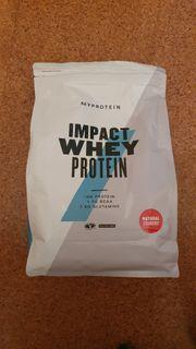 Proteinpulver MyProtein 2 5 kg
