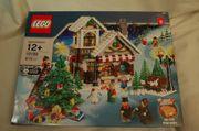 RESERVIERT LEGO 10199 Weihnachtlicher Spielzeugladen -