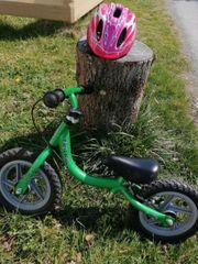 Laufrad für Kinder grün