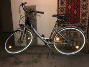 City-Bike NSU mit tiefem Einstieg