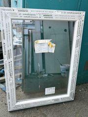 Mehrere neue Kunststoff Fenster mit