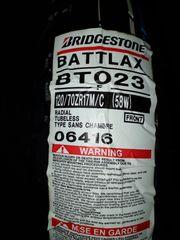 Bridgestone Battlax BT-023F F 120