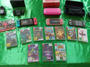 Nintendo Konsolen und Spiele