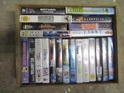 Video Kasseten Originale Filme