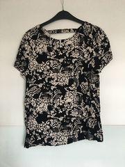 Elegantes Top T-Shirt Bluse Muster