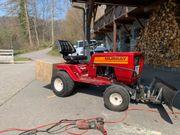 Rasenmäher Traktor Schneepflug Murai