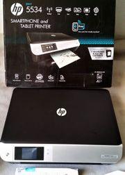 HP ENVY 5534 Smartphone Tablet
