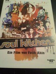 Kino Flyer Soul kitchen 2009