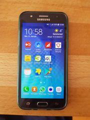 Samsung Galaxy J5 SM-J500FN schwarz
