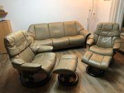 Stressless 3er Sofa mit Funktion