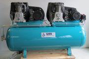 Werkstattkompressor 2x850 500