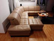 Ledercouch couch elektrisch