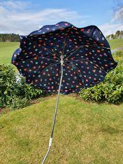 Sonnenschirm für Kinderwagen neigbar