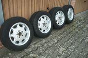 4 Alu Kompletträder Mercedes W210
