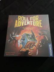 Roll for Adventure Brettspiel v