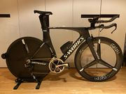 Specialized S-Works SHIV TT Custom